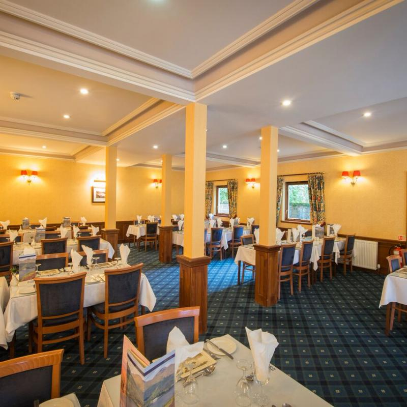 Highland Hotel Dining Room
